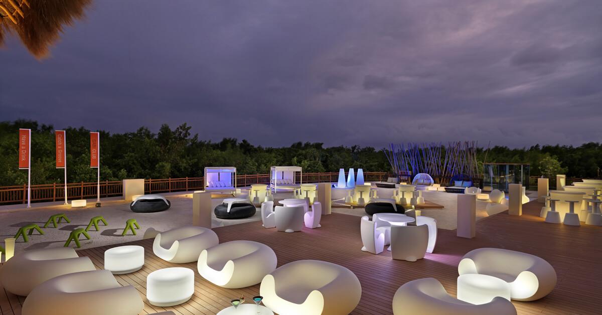 Paradisus La Perla Resort Playa Del Carmen All Inclusive